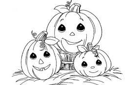 imagenes de halloween tiernas para colorear imágenes para colorear de calabazas banco de imágenes gratis