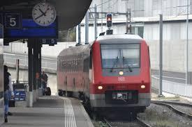 Basel Bad Bf Bahnhof Schaffhausen Fotos Bahnbilder De