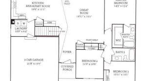 Custom Ranch Home Floor Plans House Plan Sf Custom House - Custom ranch home designs