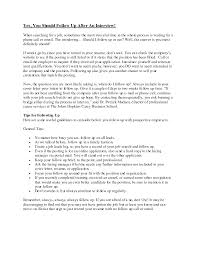 Recruiter Sample Resume Ideas Collection Follow Up Email After Phone Interview With