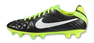 Nike Tiempo Legend Iv nike tiempo legend iv black white electric green