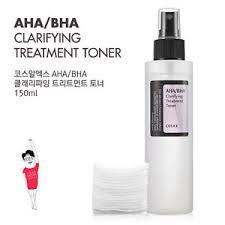 Toner Aha cosrx aha bha clarifying treatment toner 150ml ebay
