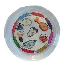 sader plate color my seder plate kosher krafts