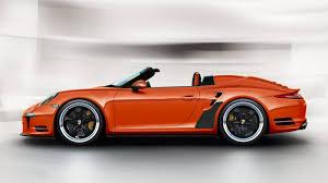 concept porsche porsche 911 turbospeedster concept by thorsten krisch on deviantart