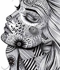 how to make a zendoodle pin by werneck haselen on zentangle mandala