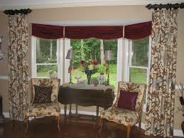 Dining Room Bay Window Treatments - dining room bay window treatment ideas bay window ideas for dining