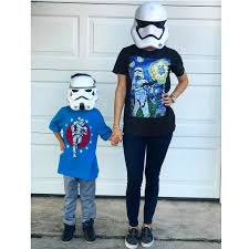 Halloween T Shirts Target by Men U0027s Star Wars Stormtrooper Painting T Shirt Black Target