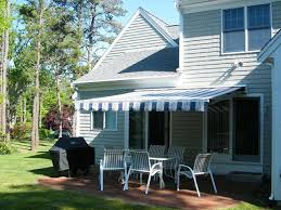Motorized Awning Awnings Retractable Awnings Awnings Cape Cod Cape Cod Marine
