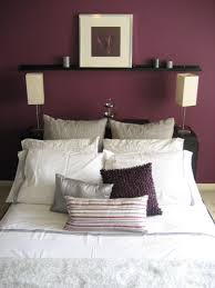 Purple Accent Wall by Paint Color Bedroom Accent Wall Rest Of It Grey Or Tan Bedroom