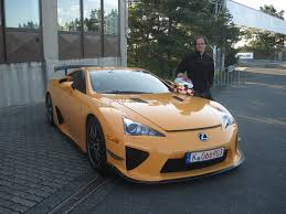 lexus lfa website pedro moleiro official website