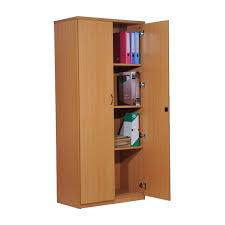 armoire de bureau en bois de bureau en bois