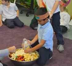 the king school kindergarten thanksgiving celebration