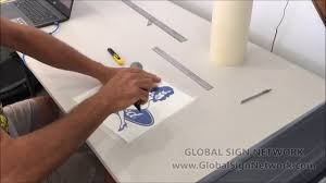 global sign network your own sign u0026 sticker making home business