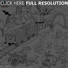 train halloween coloring pages u2013 halloween wizard