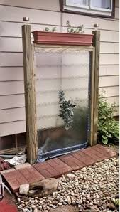 Home Decor Waterfalls by How To Build A Glass Waterfall For Your Backyard Diy Projects