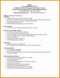 functional resume for students exles of a response massage resume exles of resumes therapist sle cover letter