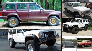 1989 jeep wagoneer lifted 1989 jeep cherokee limited news reviews msrp ratings with