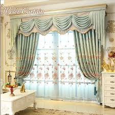 Drapery Valances Styles Attractive Valance Curtains For Living Room And Curtain Valances