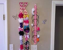 hair bow holders hair bow holder etsy