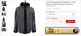 Call Duty Black Ops Halloween Costumes Call Duty Cosplay Call Duty Ghost Costumes Call Duty