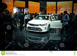 automobile toyota asia china beijing 2016 international automobile exhibition