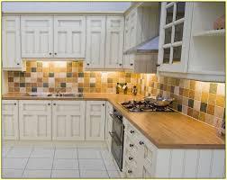 Glass Tile For Kitchen Backsplash Ideas Glass Tile Kitchen Backsplash White Cabinets Home Design Ideas