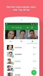 camfrog apk camfrog chat apk free social app for
