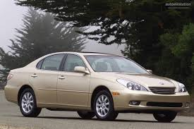 lexus sedan weight lexus es specs 2002 2003 2004 2005 2006 autoevolution