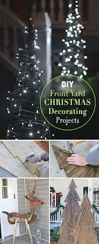 alternatives to outdoor christmas lights outdoor christmas lighting elegant creative cheap and easy christmas