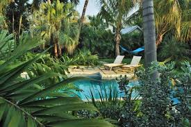 Small Backyard With Pool Landscaping Ideas Tropical Pools U2013 Beautiful And Exotic Landscape Ideas