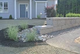 Concrete Block Garden Wall by Cranesville Block Ready Mixed Concrete Supplier Concrete Block