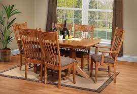 oak dining room set u2013 how to go traditional elegantly dining