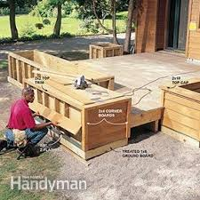 how to build a deck that u0027ll last as long as your house family