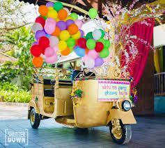 Photobooth Ideas Wedding Auto Rickshaw Photobooth Ideas