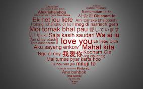 Ways To Say I Love You Quotes by I Love You Quotes Different Languages Love Quotes