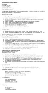 1000 images about best business analyst resume templates regarding