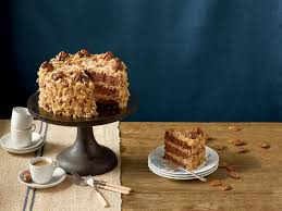coconut pecan frosting german chocolate chocolate cake and