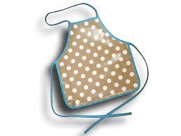 tablier de cuisine enfant tablier de cuisine pour enfant de 2 ans tablier plastique beige à