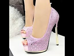 Wedding Shoes 2017 New Bridal Shoes 2017 For Girls Youtube
