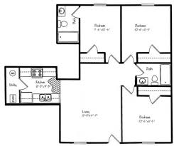 Sycamore Floor Plan Sycamore Place Apartments In Terre Haute Indiana