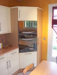 meuble d angle pour cuisine meuble d angle de cuisine caisson bas angle pan coup 95 x 95 cm