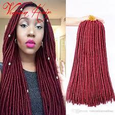 crochet hair extensions wholesale hot sale faux locs crochet hair extensions 20inch 100g