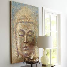 let our impressionist inspired profound buddha art make a good