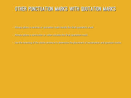 quote punctuation meaning quotation marks by marty lundy