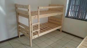 New Solid Pine Double Bunk Beds Goodwood Gumtree Classifieds - Solid pine bunk bed
