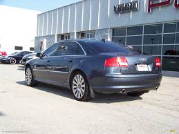 northern audi 2004 audi a8 l 4 2 quattro in northern blue pearl effect photo 7