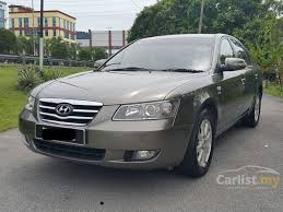 hyundai sonata 2008 2 4 in selangor automatic sedan brown for rm