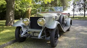 rolls royce classic classic rolls royce silver ghost comes with hidden submachine gun