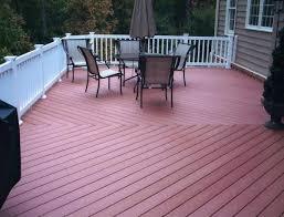 composite deck u2013 halco fence
