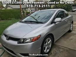 2006 honda civic 2 door used 2006 honda civic for sale pricing features edmunds